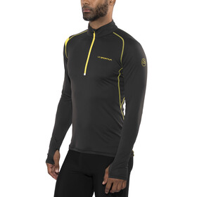 La Sportiva Action Long Sleeve Shirt Men Black